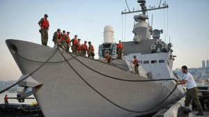 Palestinian aid ship Tahafut-al-Tahafut prepares to bring vital supplies to Ireland.