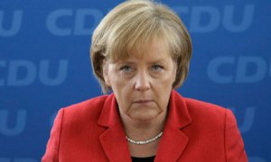 Merkel is privately beginning to wish Germany had won World War II.