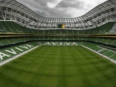 The IRFU was disgusted with the lack of passion shown by Irish supporters.
