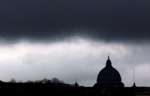 The Vatican denied it has fallen under the influence of pure evil.