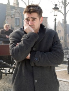 Colin Farrell reacts to news of the recent Irish Budget.