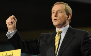Enda Kenny explains his bold vision for how Fine Gael can survive the financial crisis.