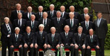 The IRFU Committee took no prisoners during its motivational talk.