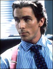 DeQuincey said Patrick Bateman was a great role model.