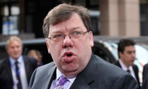 Brian Cowen prepares to do what is necessary for Ireland.
