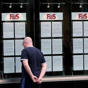 """Those pages in the FAS window aren't jobs - they're bus timetables to Liverpool,"" explained Mr. O'Mahony."