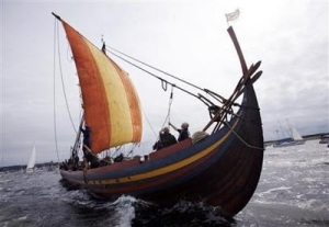 Vikings reappeared off the West Coast for the first time in 1,000 years, confirming that the Dark Ages are back.