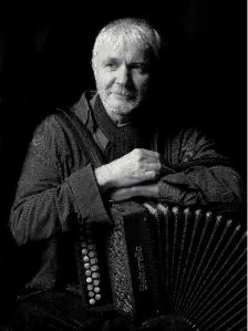 The old man with the accordion is one of the great myths of Irish culture.