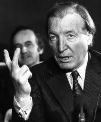 Charlie Haughey taught Ahern the proper respect due the Irish people.