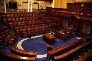Many TDs agree that the Dail is irrelevant, as they never show up there anyway.