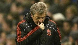 Roy Hodgson ponders an office dress code while Liverpool go 0-1 down to Wolves.
