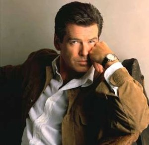 Given his legendary suave confidence and charm, Pierce Brosnan's Irishness seems increasingly improbable.