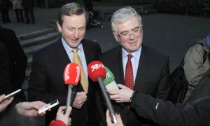 Coalition leaders Kenny and Gimore said they had full confidence in their ministerial turkeys.