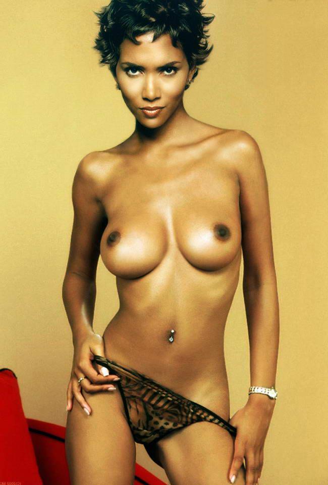 Порно фото с холли берри