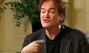Tarantino is a passionate advocate of niggers, right to say 'nigger'.